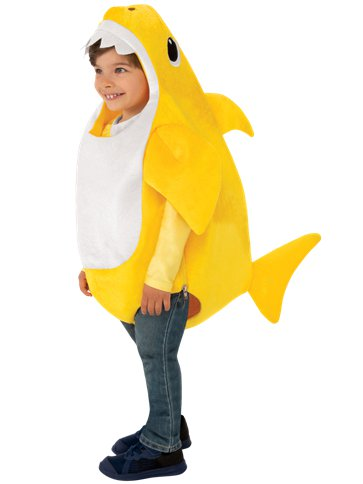 Baby Shark - Baby Costume front
