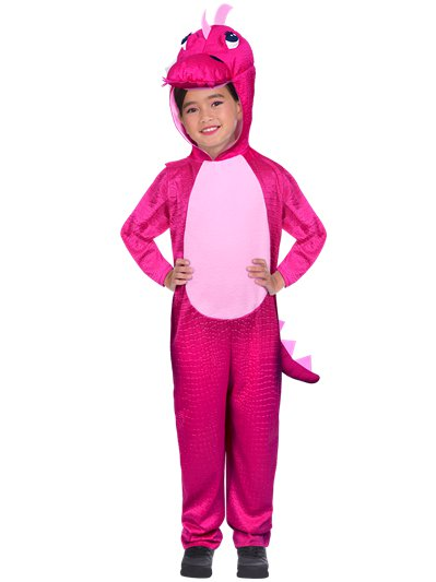 Pink Dinosaur - Toddler & Child Costume