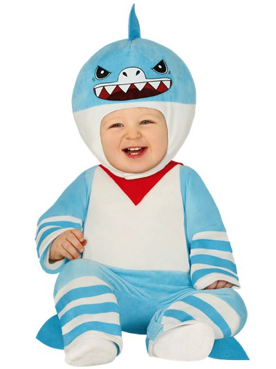 Little Shark - Baby & Toddler Costume
