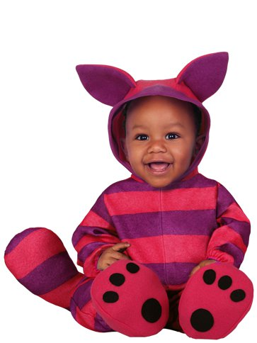Striped Cat - Baby & Toddler Costume front