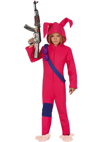 Soldier Bunny - Child & Teen Costume front