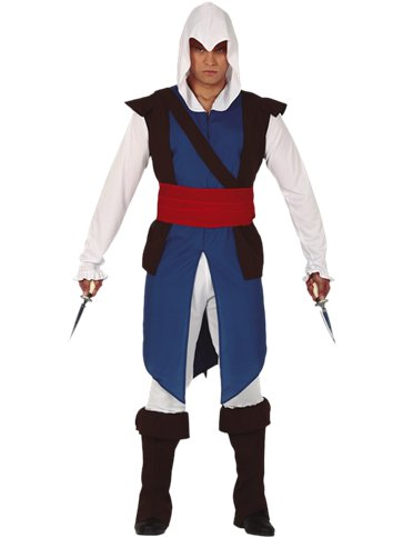 Creed Mercenary - Mens Costume front