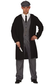 Peaky Gangster - Adult Costume