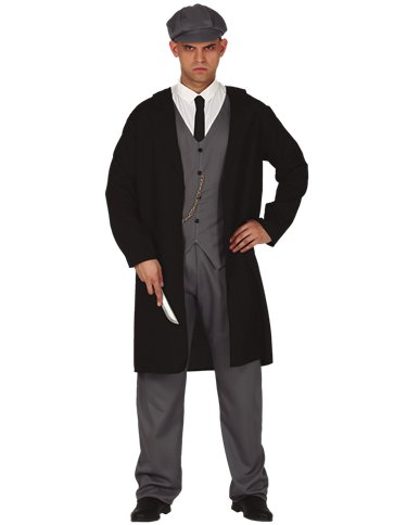 Peaky Gangster - Adult Costume front