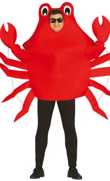 Crab - Adult Costume