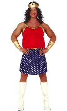 Wonder Man - Adult Costume