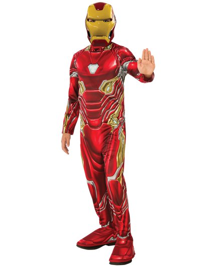 Iron Man - Child Costume