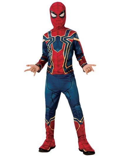 Iron Spider - Child Costume