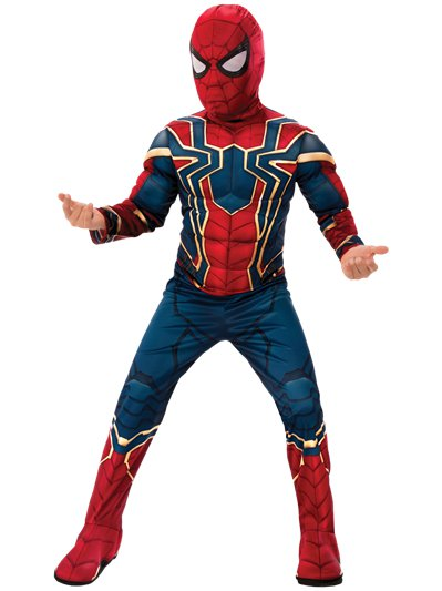 Iron Spider Deluxe - Child Costume