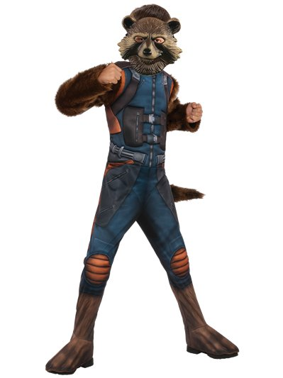 Rocket Racoon Deluxe - Child Costume