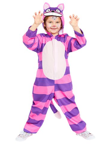 Grinning Cat - Child Costume front