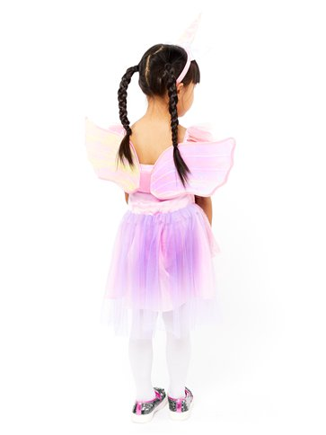 Mythical Unicorn Dress - Toddler & Child Costume right