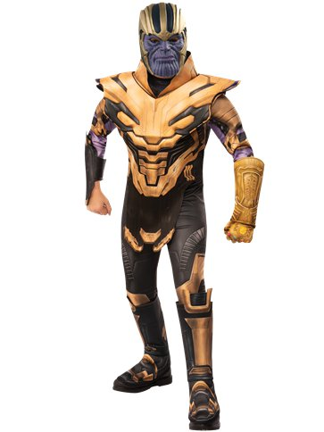 Thanos Deluxe - Child Costume front