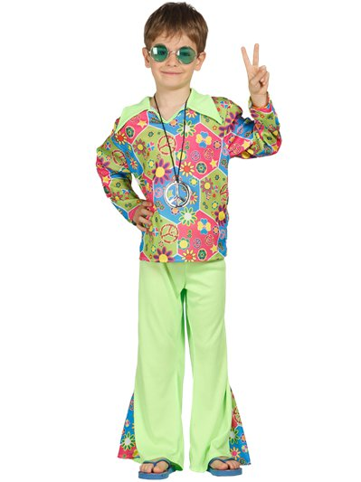 Hippie Boy - Child Costume