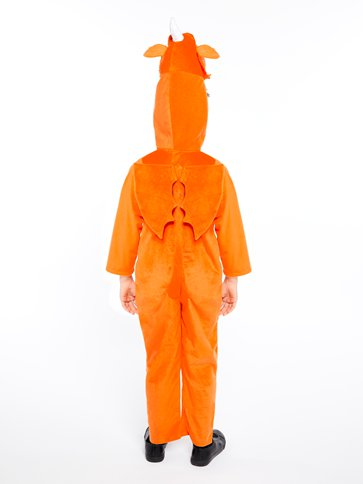 Zog - Child Costume back