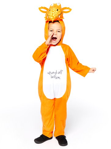 Zog - Child Costume front