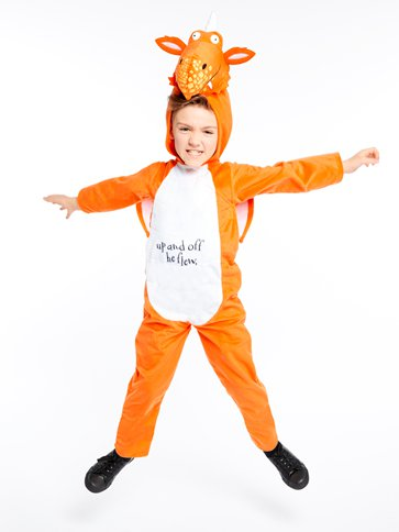 Zog - Child Costume left