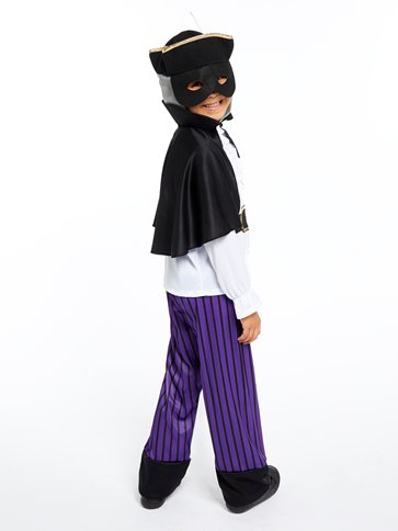 Highway Rat - Child Costume back