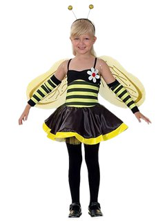 Bumble Bee - Child Costume