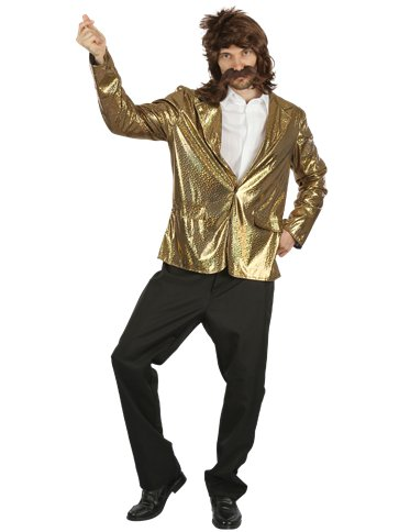 Disco Jacket - Adult Costume front