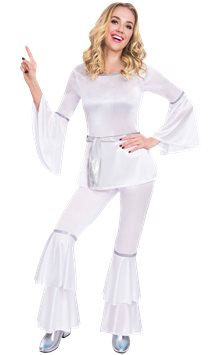 Dancing Diva - Adult Costume
