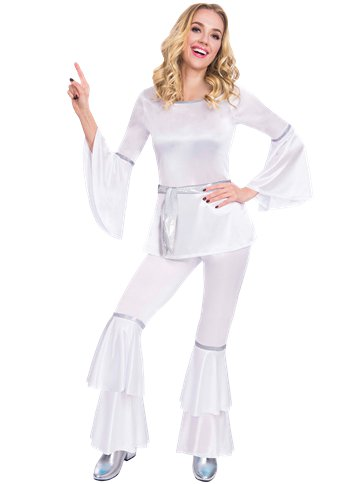 Dancing Diva - Adult Costume front