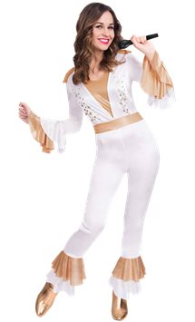Disco Queen - Adult Costume