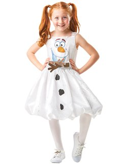 Disney Frozen 2 Olaf Dress
