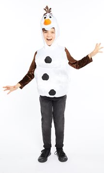 Disney Frozen 2 Olaf Padded Top - Toddler & Child Costume