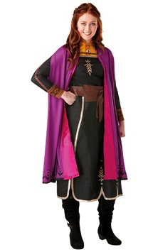Disney Frozen 2 Anna - Adult Costume