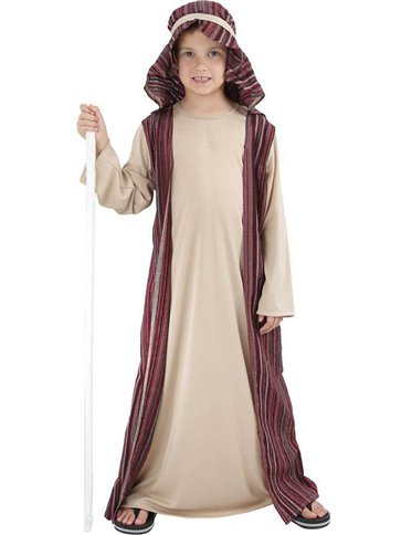 Shepherd - Child Costume front