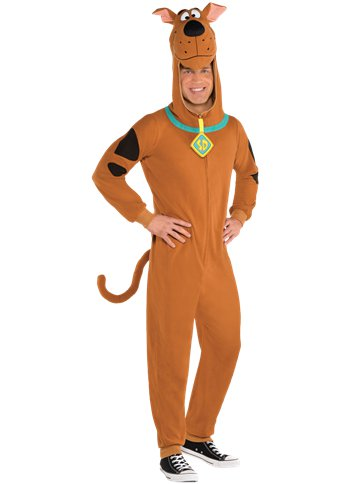 Scooby Doo - Adult Costume front