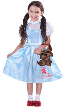 Wizard of Oz Dorothy - Child Costume