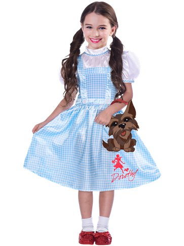 Wizard of Oz Dorothy - Child Costume front