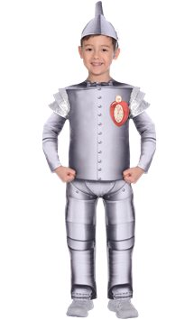 Wizard of Oz Tin Man - Child Costume