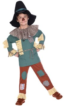 Wizard of Oz Scarecrow - Child Costume