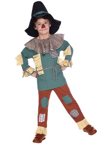 Wizard of Oz Scarecrow - Child Costume front