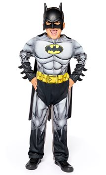 Batman Muscle Chest - Child Costume