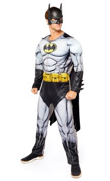 Batman Classic Muscle Chest - Adult Costume