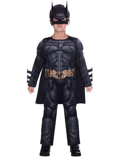 Batman Dark Knight Muscle Chest - Child Costume
