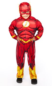 The Flash Muscle Chest - Child Costume