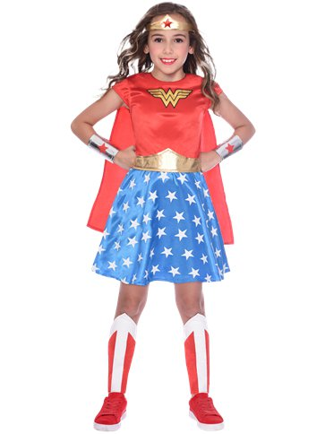 Wonder Woman - Child Costume front