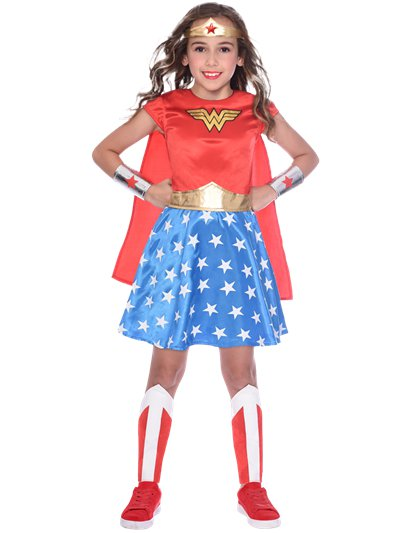 Wonder Woman - Child Costume