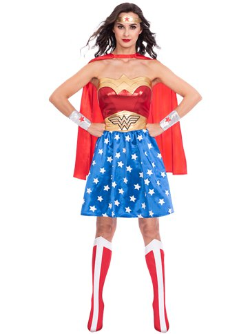 Wonder Woman - Adult Costume front