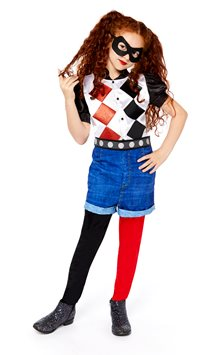 Harley Quinn - Child Costume