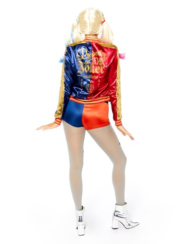 Harley Quinn - Adult Costume back