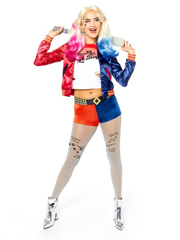 Harley Quinn - Adult Costume left