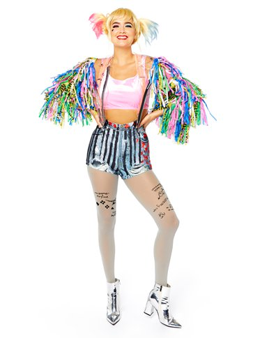 Birds of Prey - Adult Costume front