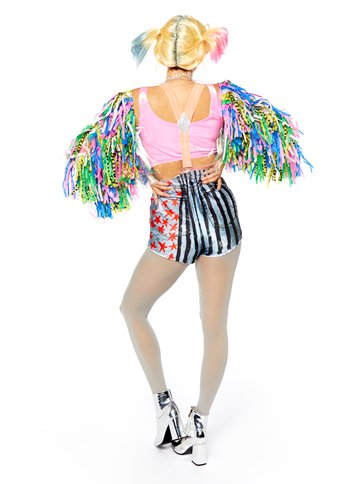 Birds of Prey - Adult Costume right