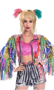 Birds Of Prey Jacket - Adult Costume